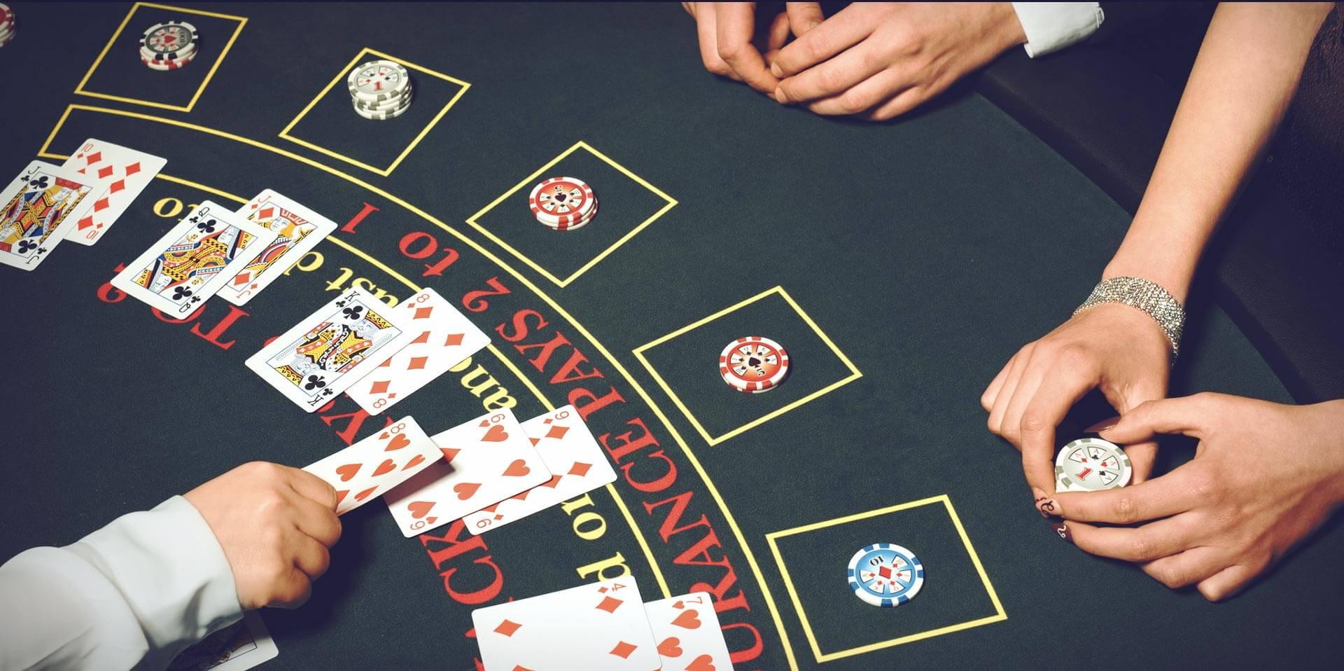 The Martingale Blackjack Betting System