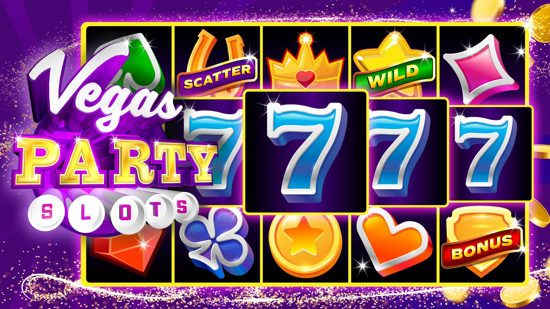 Vegas Party at the online casino