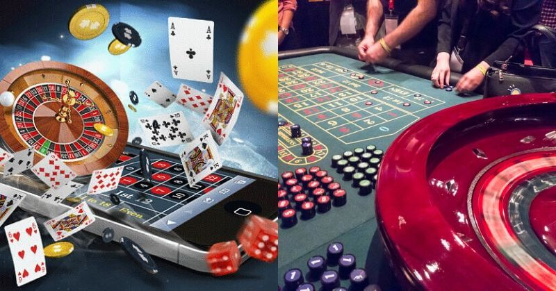 Is It Possible for Online Casinos to Take Over the Physical Casinos?